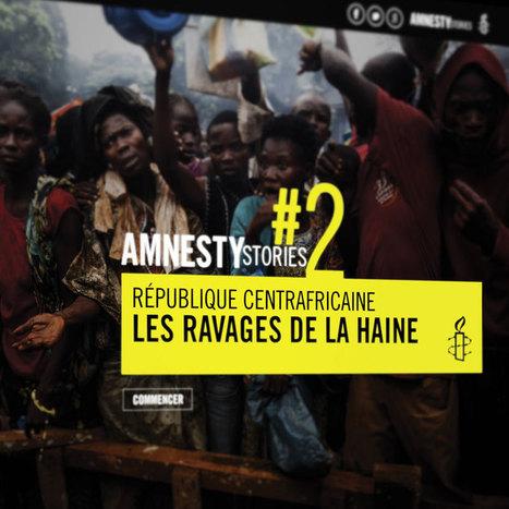 Amnesty Stories no.2   Médias   Scoop.it