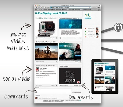 Curate Rich Visual Information Pages On Any Topic with Etceter | Periodismo Ciudadano | Scoop.it