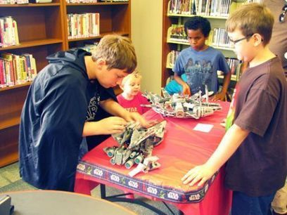 The Force is strong ... | Columbia Daily Herald | Tennessee Libraries | Scoop.it