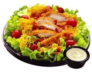 Lo que todos sabemos y nadie dice: Las ensaladas fast food no son tan saludables como parecen   All About Food   Scoop.it