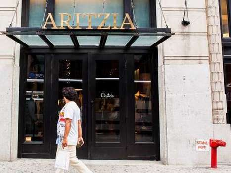 Women's clothier Aritzia shares jump on first day of trading | Canadian Retail Update | Scoop.it