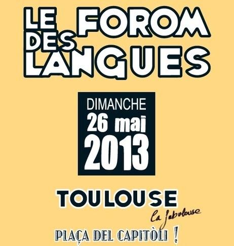 Toulouse Midi-Pyrénées Japon au Forom des Langues du Monde de Toulouse 2013 | Les évènements Japon en France | Scoop.it