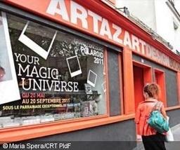 LIBRAIRIE ART GRAPHIQUE - Artazart - PARIS 10e   Parisian'East : une virée shopping ? Commerces préférés de la communauté urbaine des amoureux de l'Est Parisien.   Scoop.it