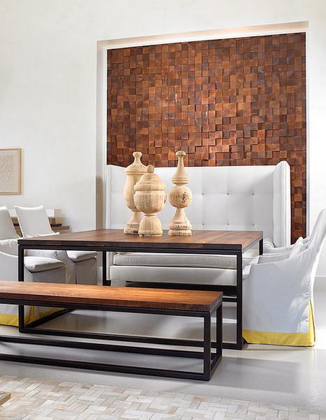 Unique Decorating Walls Ideas for a Lasting Impression | Interior Life | Scoop.it