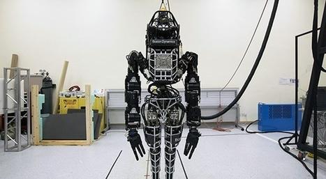 Google vient d'acheter une flotte de robots militaires. Pour quoi faire? | Slate | Lygier | Scoop.it