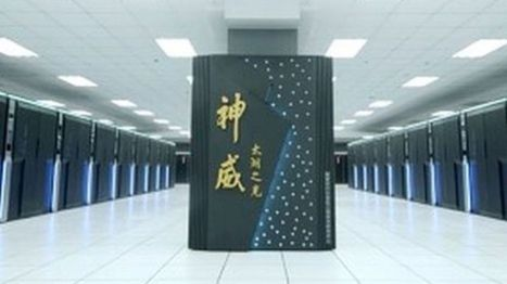 China builds world's most powerful computer - BBC News | Jeff Morris | Scoop.it