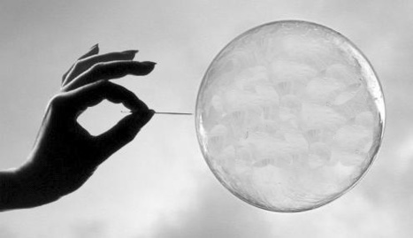 Tech Startup Bubble is Coming for Entrepreneurs | Curation Sensation | Scoop.it