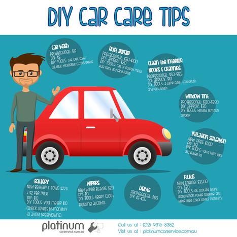 DIY Car Care Tips | Platinum Services | Scoop.it