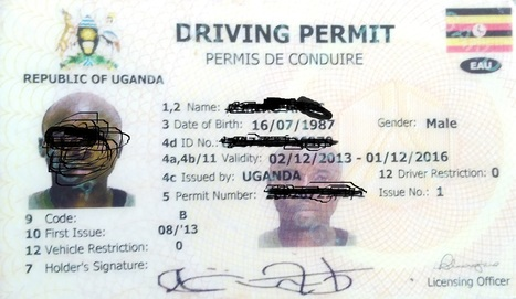 Suburb2suburb - Uganda driving permit | Uganda News Travel Adventure | Scoop.it