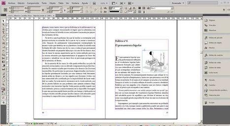 #ServiciosEditoriales: cómo maquetar un libro con Adobe InDesign | Maquetación de libros y diseño personalizado de portada | Scoop.it