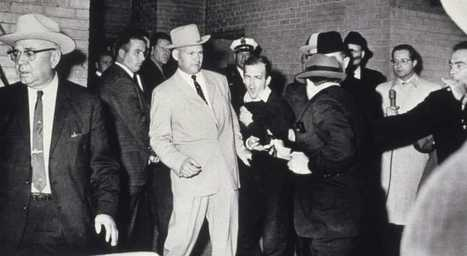 Jack Ruby's shove, and a missed shot | What's new in Visual Communication? | Scoop.it
