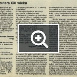Wizja komputerów XXI w. z 1987 r. | Sprzęt komputerowy | Scoop.it