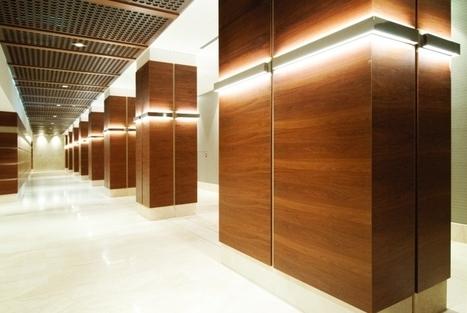 Centre International Conferences lighting by B LIGHT, Algiers – Algeria »  Retail Design Blog   Sustainable Architecture   Scoop.it