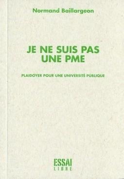 Le combat de Baillargeon pour une université publique – Le Mouton Noir | Archivance - Miscellanées | Scoop.it