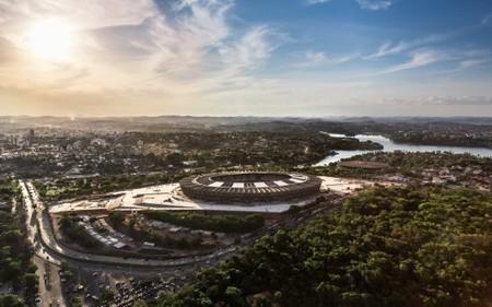 Estadios del mundo. El lenguaje del deporte. | Architecture of stadiums | Scoop.it