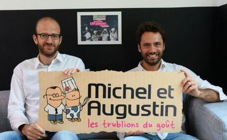 Michel et Augustin, des gâteaux étouffe-bobos   Be Marketing 3.0   Scoop.it