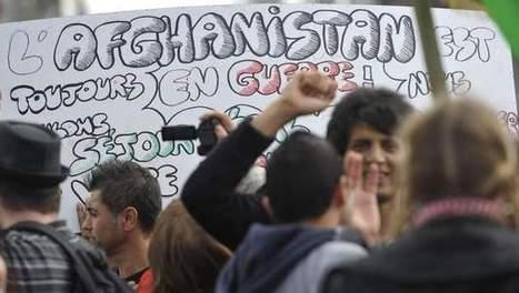 Afghaanse asielzoeker die bij betoging was opgepakt, wordt maandag uitgewezen | Vluchtelingen en Asielzoekers in België | Scoop.it
