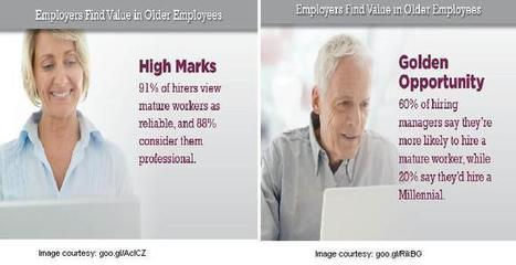 Old is Gold and So is an Older Worker | Model for Intelligence | Scoop.it