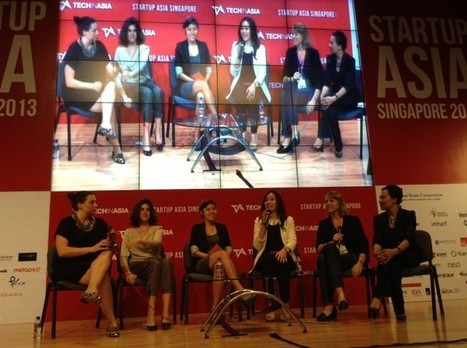 Women in Startups: Why we Need Them & Why You Should Care (Live Blog) | Women in Tech - Articles | Scoop.it