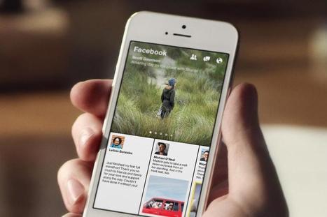 Facebook : Paper serait limitée à l'iPhone et au territoire américain | GEEK ACADEMY | Scoop.it