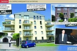 Michel Daerden laisse au moins 15 millions d'euros à ses enfants | Les promesses des politiciens PS, Ecolo, CDH, MR... | Scoop.it