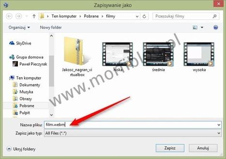 Nagrywanie pulpitu w programie VirtualBox | Morfiblog. Luźny blog o tematyce informatycznej. - Part 2 | narzedzia do nagrywania czynnosci ekranu | Scoop.it