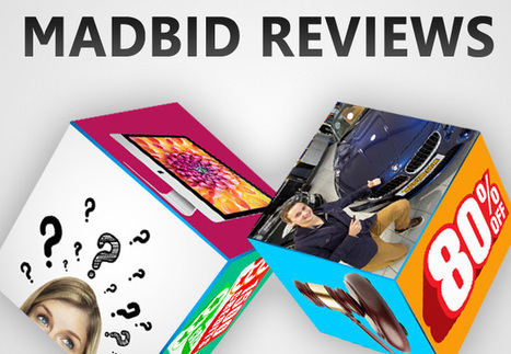 Penny Auctions for Dummies – MadBid's Review - MadBid News   MadBid   Scoop.it