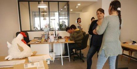 Lesparre (33) : un espace de coworking vient d'ouvrir ses portes   Revue de presse Pays Médoc   Scoop.it