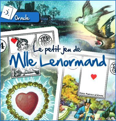 Tarot de Mlle Lenormand | Tarot divinatoire | Scoop.it