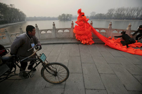 Beijing Issues Red Alert Over Air Pollution for the First Time | Geography at BM | Scoop.it