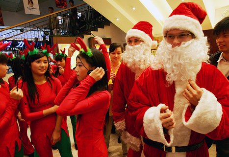 Eight fascinating facts about Christmas in China | Making Movies | Scoop.it