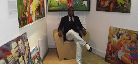 L'art contemporain africain s'expose à Vichy - RCF | Dans l'Allier | Scoop.it