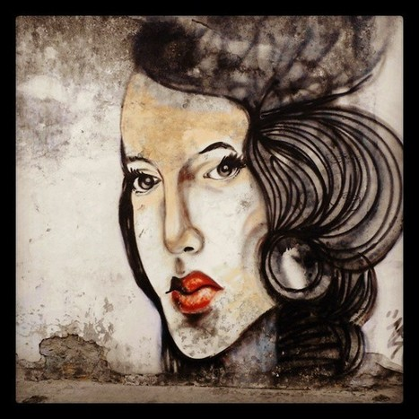 Eloísa Valdes: Some of the street art we can find in Espinho,... | Creative Portugal | Scoop.it