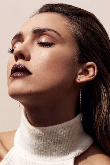 Jessica Alba Beauty's Secret: Shape Magazine Cover October 2016 » Celebrity Fashion, Outfit Trends And Beauty News | Celebrities | Scoop.it