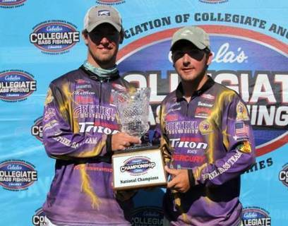 Bethel Wins Collegiate Bass Fishing Championship - Wired2Fish | Bass Fishing | Scoop.it