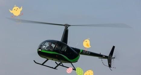 A Pâques, levez les yeux vers le ciel | L'hélicoptère | Scoop.it
