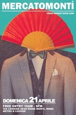 Mercato Monti, 21 Aprile - Funweek | Sapore Vintage | Scoop.it