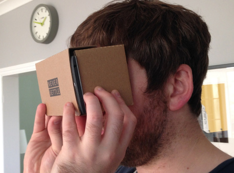 10 free Google Cardboard apps you need to try out | Education Technology - theory & practice | Scoop.it