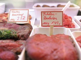 Rusia detecta carne de caballo europea en una partida de salchichas :: El Informador | Inocuidad de alimentos | Scoop.it