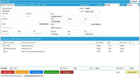 SM+ - Features | Business Management Software | Field Service Software | Field Service Management Software | Scoop.it