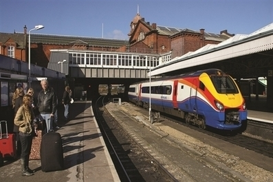 £100m investment for Nottingham rail network | Rail and Metro News | Scoop.it
