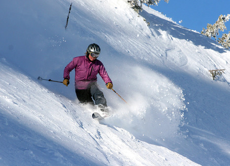 Banned from ski-only slopes, snowboarders in Utah file suit | snowboarding | Scoop.it