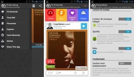 SoundWave, un réseau social musical sur Android (et iOS)   Actualités Médias sociaux-web 2.0   Scoop.it