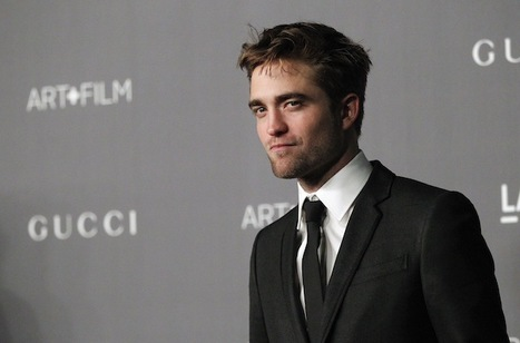 Robert Pattinson to Write Own 'Fifty Shades of Grey' Book, An Edward Cullen-Like Christian Grey? 'Twilight' Author Stephanie Meyer Might Approve | For Lovers of Paranormal Romance | Scoop.it