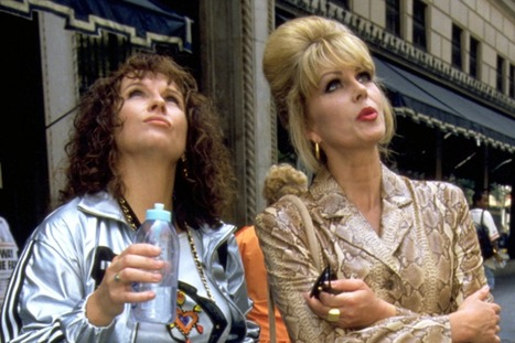 'Absolutely Fabulous' Movie is Happening, Jennifer Saunders Says - TheWrap | Moving Pictures | Scoop.it
