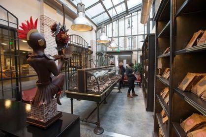 Alain Ducasse et sa chocolaterie | Annonce en France | Scoop.it