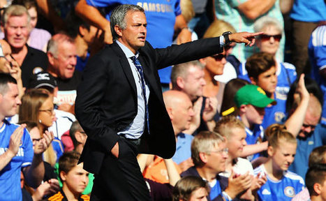 Mourinho's Chelsea Mach II: How things are stacking up - SI.com   Barclays Premier League   Scoop.it