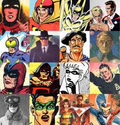 SUPER HEROS: UNE HISTOIRE FRANCAISE | Inspiration Rôlistique | Scoop.it