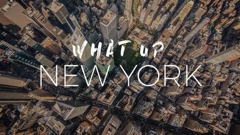 What Up New York, découvrez la Big Apple avec Stéphane Legrand | Partage Photographique | Scoop.it