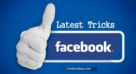 Facebook Tips and Tricks  Facebook Tricks   Tech Lessions   Facebook Tips   Scoop.it